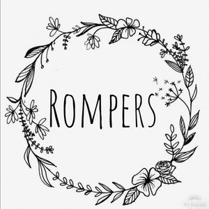Rompers for sale